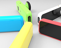 iPhone 5s & 5c Bluetooth Headsets