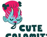 Cute Calamity Logo