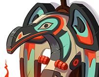Props - Tlingit