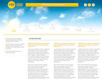 FRV - Propuesta Web