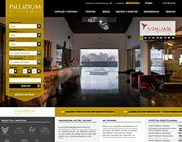 Palladium Hotel Group - Propuesta Web