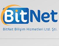BitNet - kurumsal kimlik - Branding