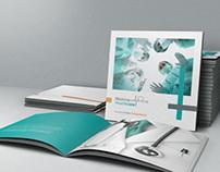 Medical / Healthcare Profile Brochure