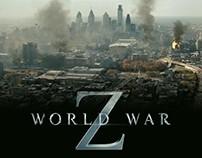 Digital ad // World War Z