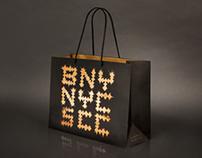 Jay Z x Barneys Holiday Shopping Bag
