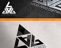 Local Area Gamers Logo Design