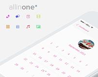 AllinOne App Concept