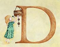 The Alphabet Series D E F