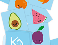 Kawaii Memory Card Game