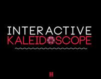 Interactive Kaleidoscope