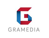 Gramedia Book Store Identity Redesigned