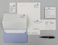 Corporate Design for psychologist practice Julia Werres