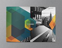 Hexo Brochure Design
