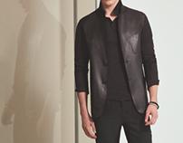 Elie Tahari-S/S14 Men's lookbook