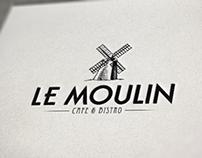 Le Moulin logo