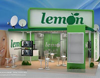 Lemon Tv - 3D Project