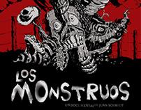 """""""Los monstruos"""" - Movie Poster"""