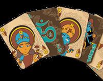 Hindu Pokercards
