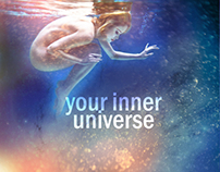 """""""Your inner universe"""" poster"""
