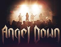 Angel Down Logo