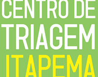 Visual Identity - Centro de Triagem Itapema
