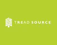 Tread Source: Branding Campaign for an Outdoors Store