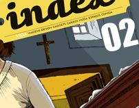 Editorial Illustration | Index Magazine_#02