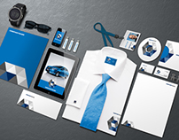 GemGfx Corporate Identity Mockup Part 4 (Free Download)