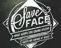 Save Face // Merchandise Design