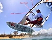 Windsurf Plastic Boom-head optimization