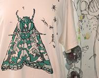 MOTH_BZZZ Shirts