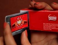 Packaging for Kitkat