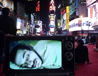 - SPAIN ART FES'T10. Video Art in Times Square Oct 2010