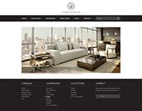 Coraggio Website