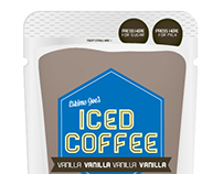 Eskimo Joe's Iced Coffee