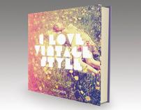 "Libro ""I Love Vintage Style"""