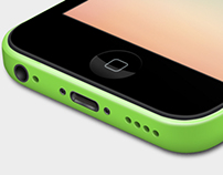 ePhone 5C Mock Up