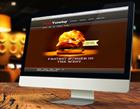 Ruby Tuesday Web Redesign