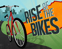 Bicycle Commuting Infographic