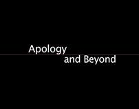 Apology and Beyond