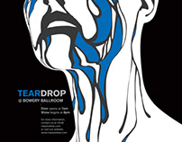 Teardrop Promotional Poster