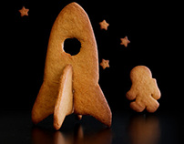 Space Cookie Cutters