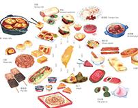 Food festivals in Taiwan