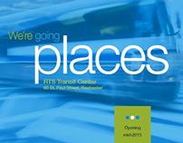 RTS Transit Center Progress