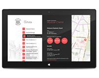 Warsaw University Map