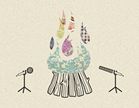 Cover for 'CAYUCAS' Buzzsession by The Wild Honey Pie