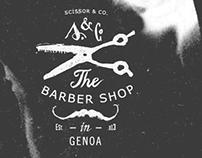 Scissor & Co. - The Barber Shop in Genoa
