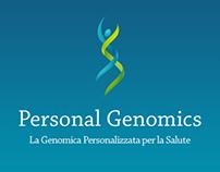 Personal Genomics - Infographics