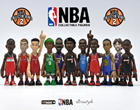 NBA Art toy series 1 / 2010