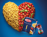 Making Headlines with Barilla